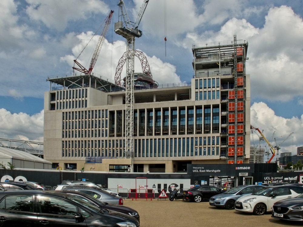 UCL Eastbank