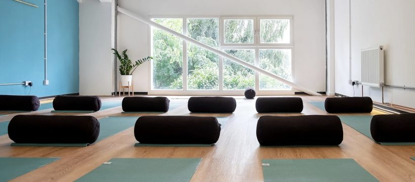 Body & Grace yoga studio London E3 3DA